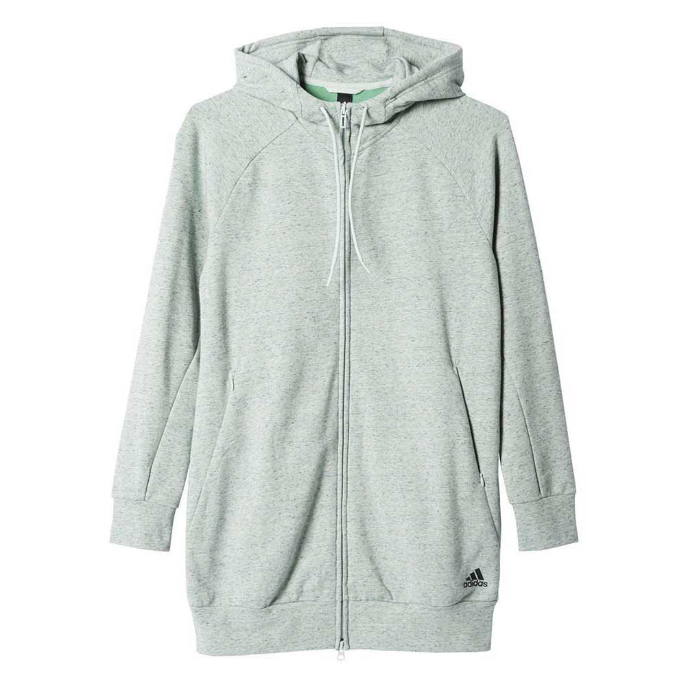 adidas Cotton Fleece Full Zip Hoody