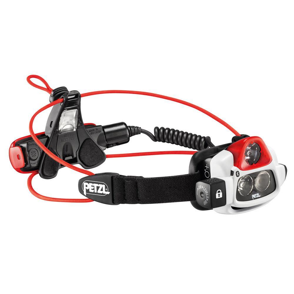 Petzl actik Swift RL 900 Lm Rechargeable Lampe Frontale-Noir Neuf Dans Boîte