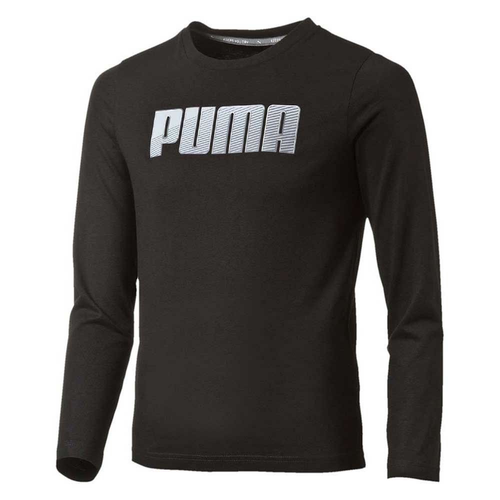 Puma Hero Graphic LS Tee