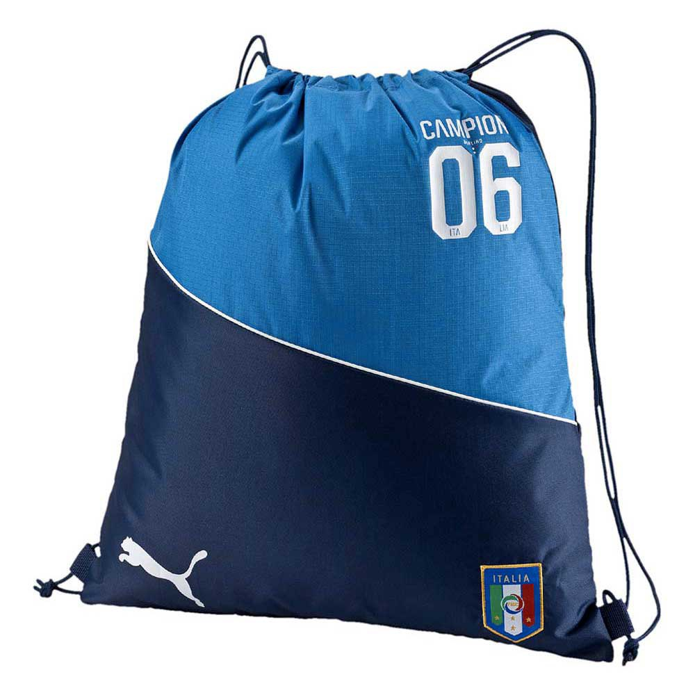Puma Italia Fanwear Gym Sack Team