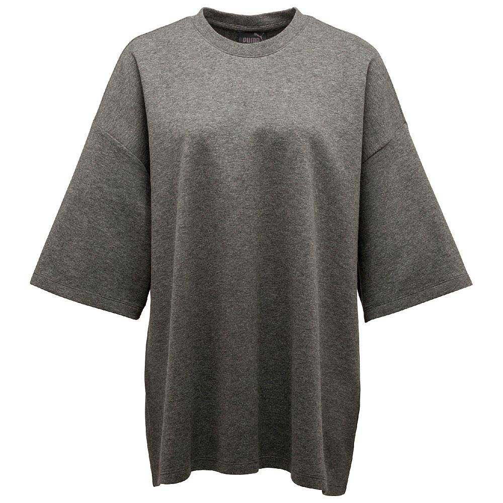 Puma Oversized Crew Neck T Shirt