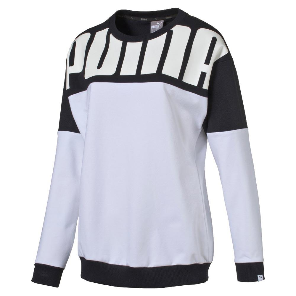 Puma Style Rebel Crew Sweat