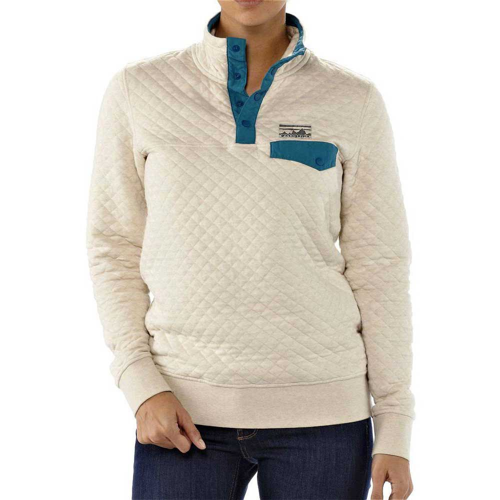 Patagonia Cotton Quilt Snap T P/O L/S