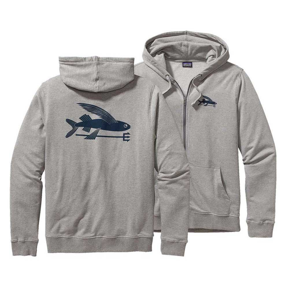 Patagonia Flying Fish LW Full Zip Hooded