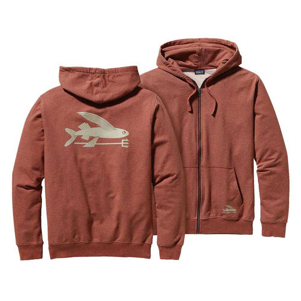 Patagonia Flying Fish MW Hooded Full Zip