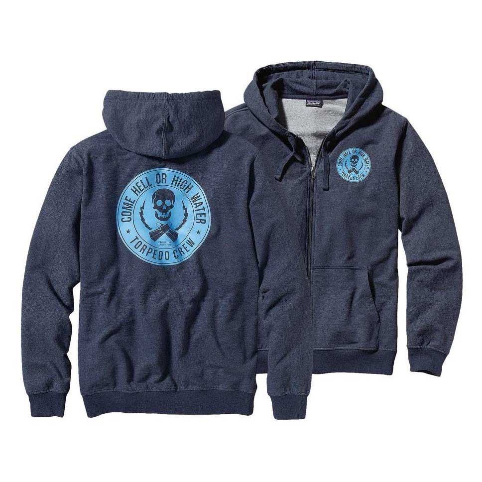 Patagonia Torpedo Crew MW Hooded Full Zip