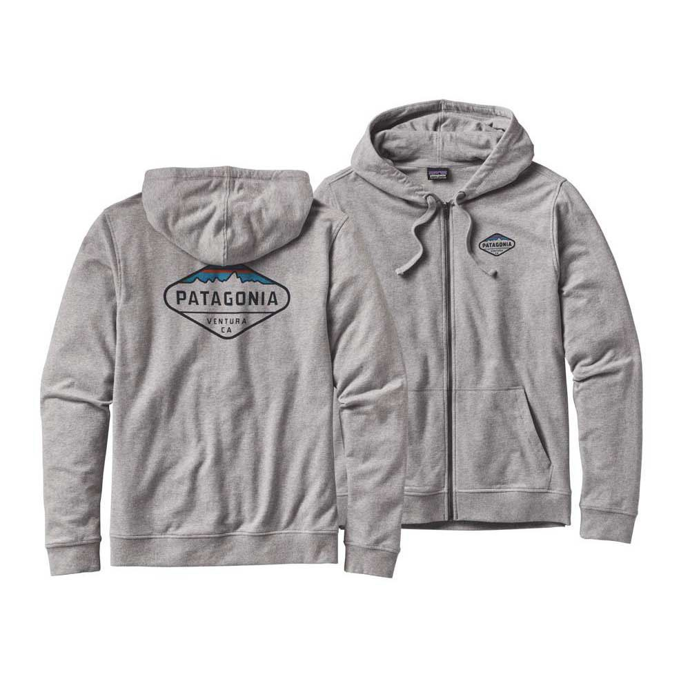 Patagonia Fitz Roy Crest LW Full Zip Hooded