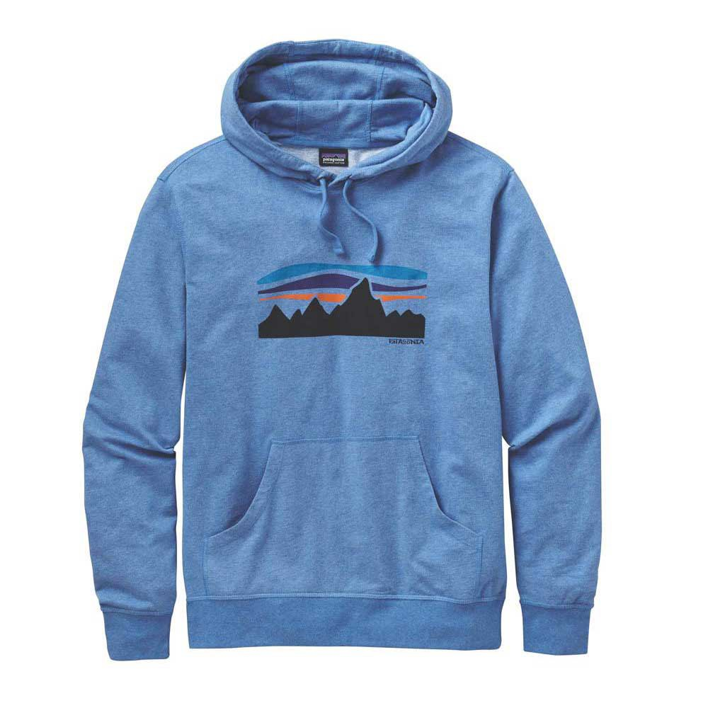 Patagonia Fitz Roy Banner LW P/O Hooded