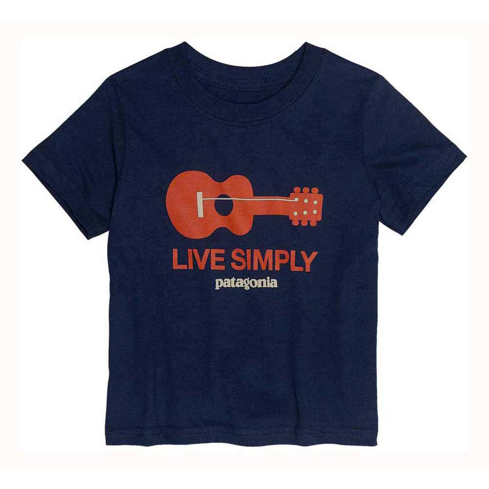 Patagonia Baby Live Simply Guitar S/S