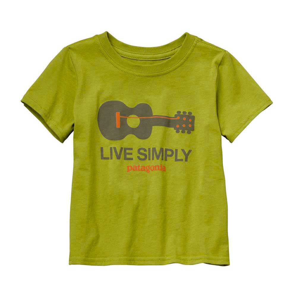 Patagonia Baby Live Simply Guitar Cotton S/S