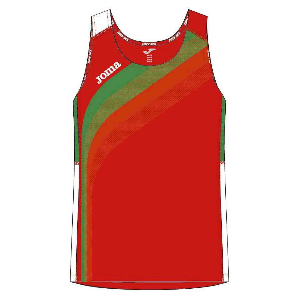 Joma FAB Competition Shirt Sleeveless