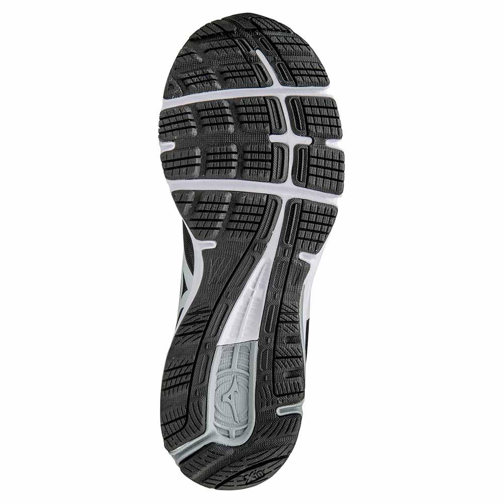 mizuno synchro md black running shoes