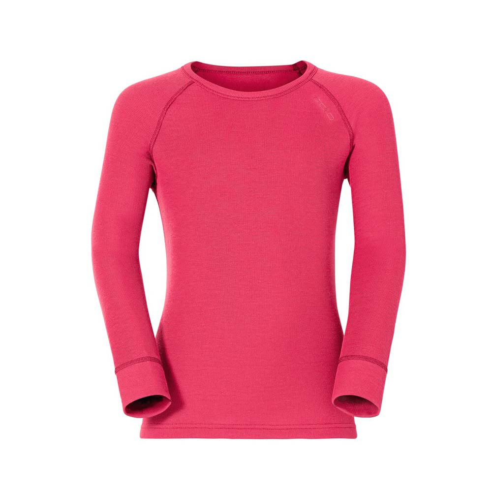 Odlo Shirt L/S Crew Neck Kids Warm