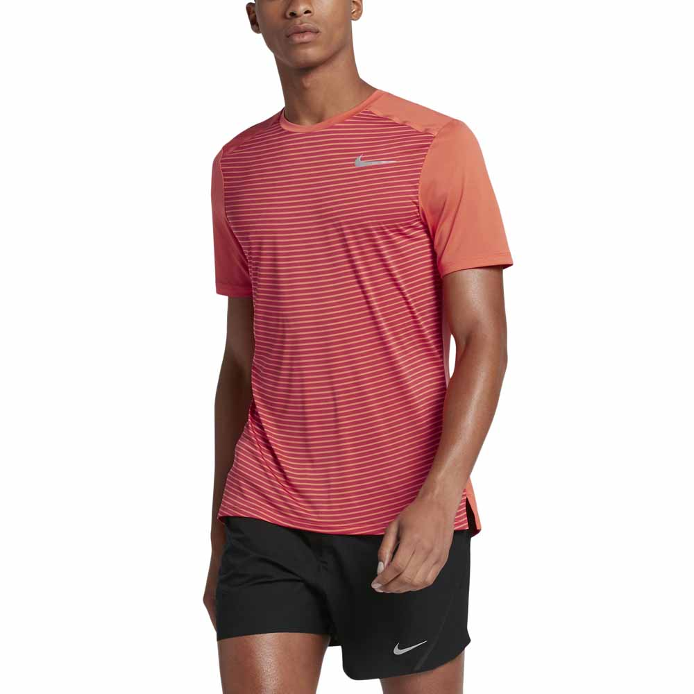 Nike Dri Fit Racing Print S/S