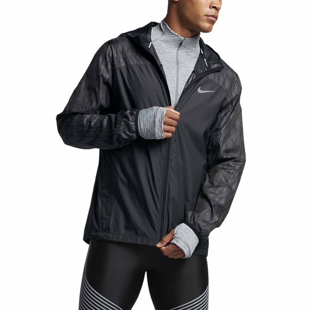 Nike M Shield Fl/Sh Jacket Hd Racer