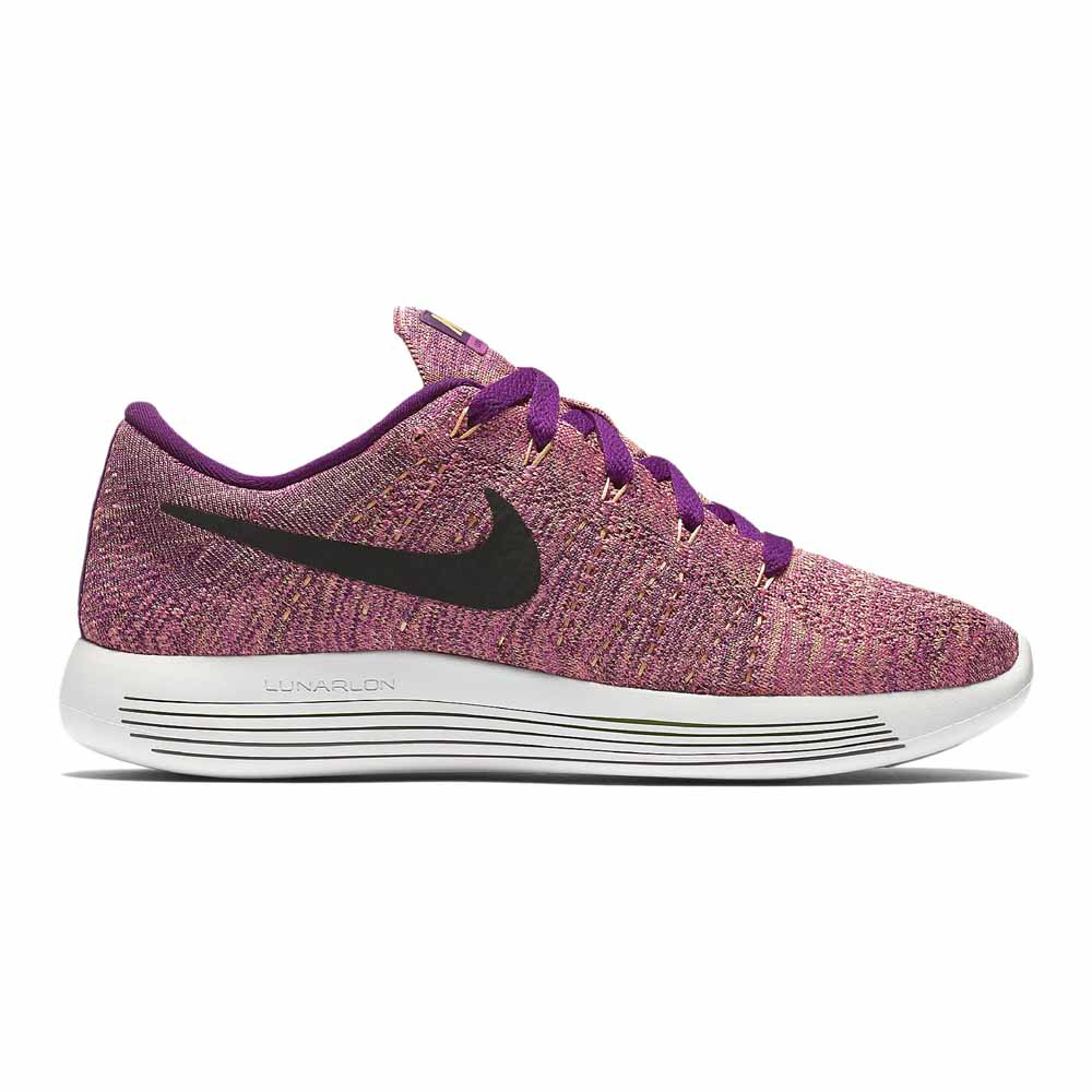 brand new 64100 4ed44 Nike LunarEpic Low Flyknit Pink buy and offers on Runnerinn