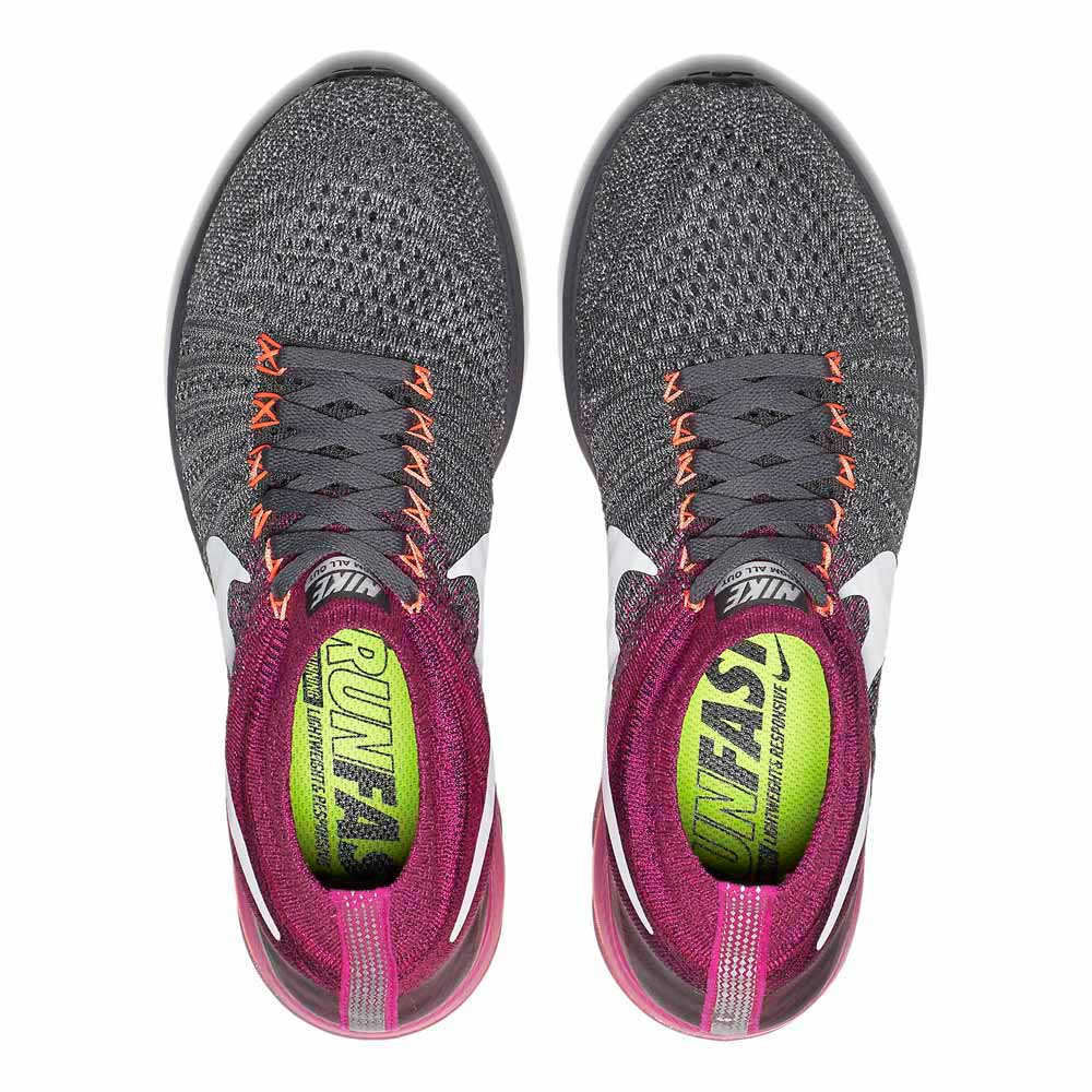 7ca244dea9cba Nike Zoom All Out Flyknit Grey buy and offers on Runnerinn