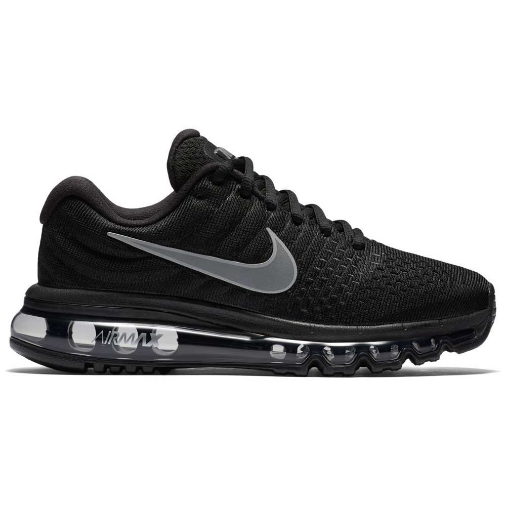 Nike Air Max Running Shoes Black buy and offers on Runnerinn