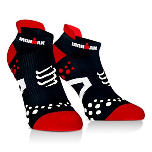 Compressport Socks Low Ironman