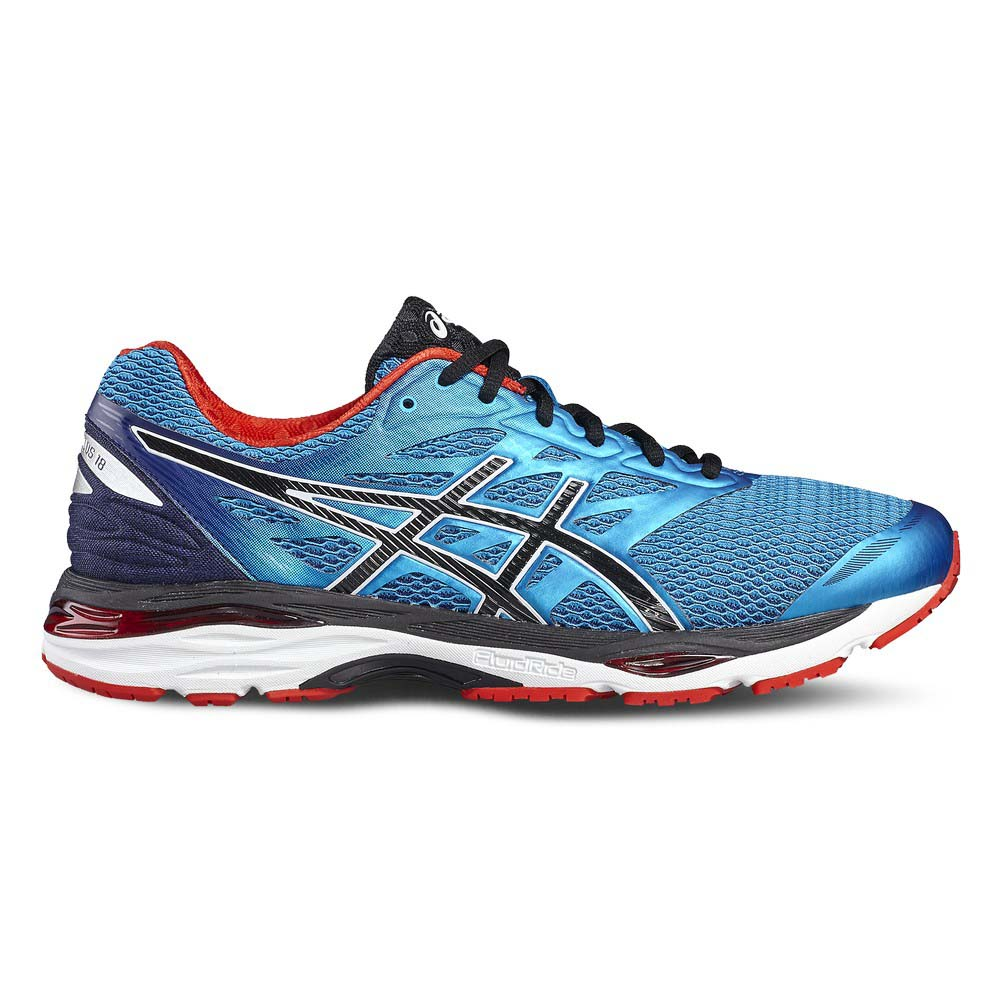 Asics Gel Cumulus 18 Blue buy and offers on Runnerinn ea2945b53