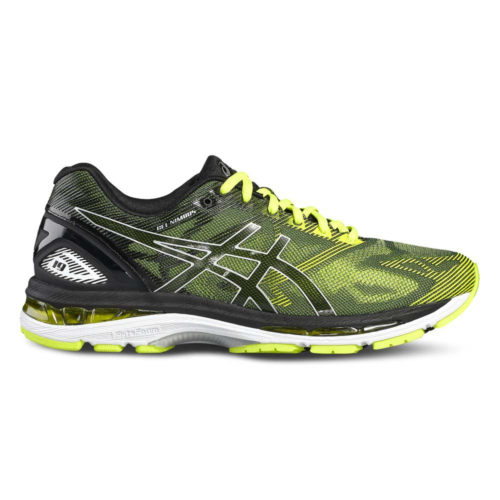 asics gel nimbus 19 kopen en aanbiedingen runnerinn running schoenen. Black Bedroom Furniture Sets. Home Design Ideas