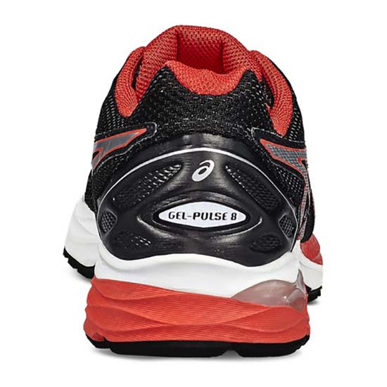 Mojado jaula combustible  Asics Gel Pulse 8 Black buy and offers on Runnerinn
