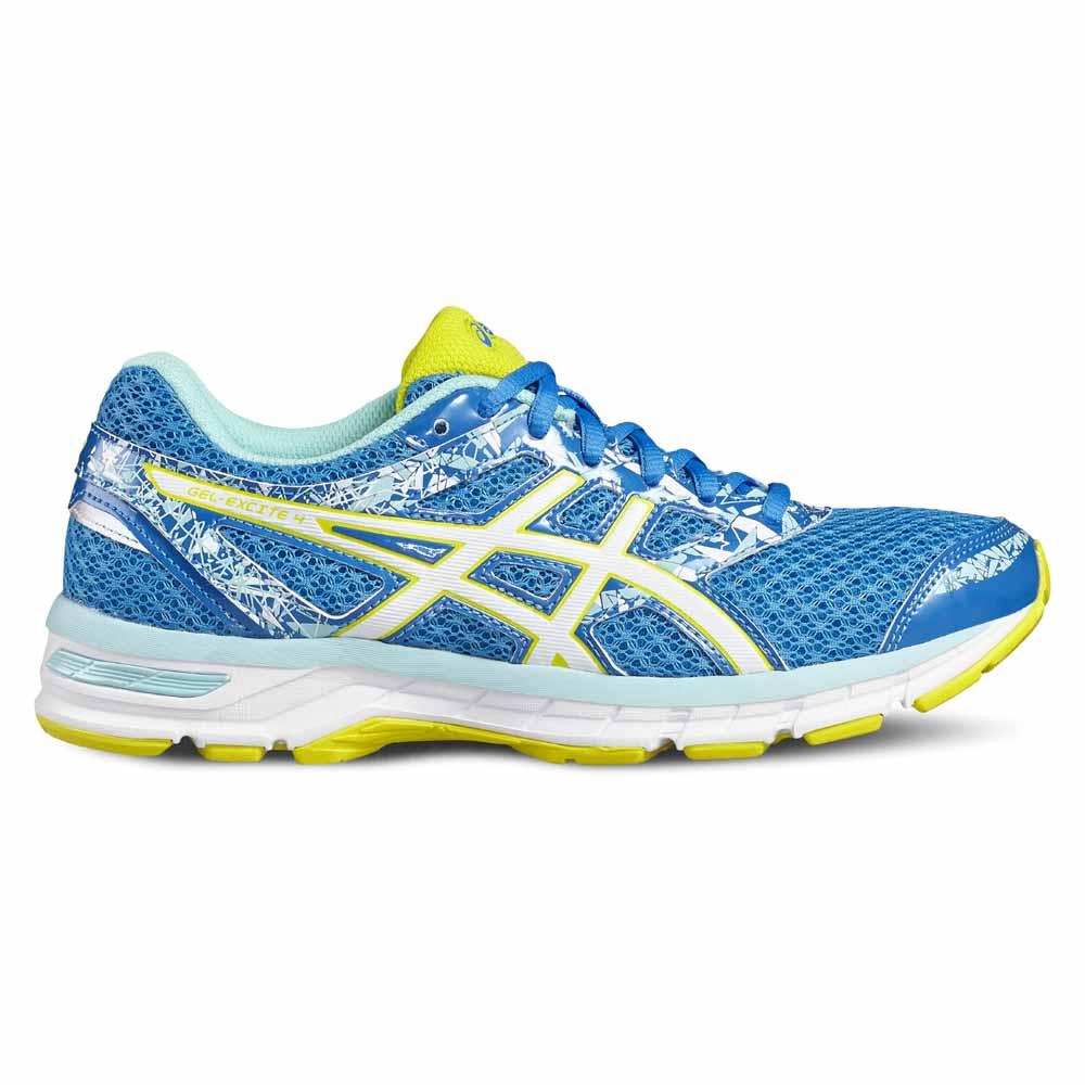 Asics Gel Excite 4 Azul comprar y ofertas en Runnerinn 24a83058cde26