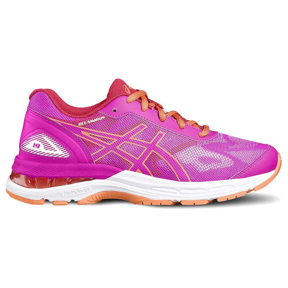 Zapatillas running Asics Gel Nimbus 19 Grade School