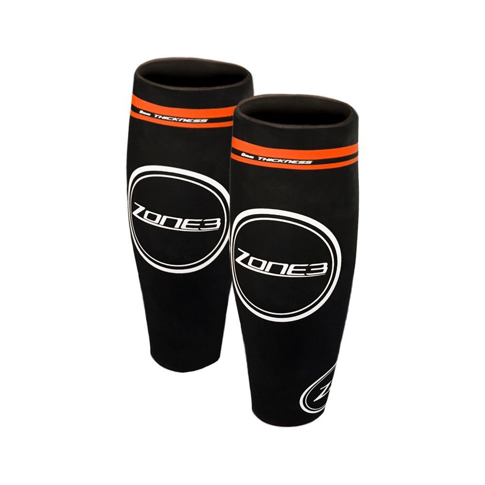 50135a12c0 Zone3 8 mm Calf Sleeves Svart köp och erbjuder, Runnerinn