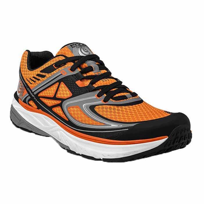 22255b3254a Topo athletic Ultrafly Orange køb og tilbud, Runnerinn