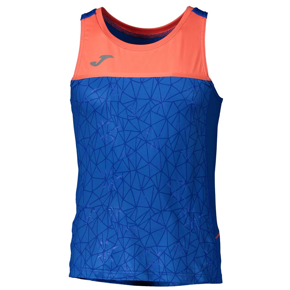 54490c74fde Joma Olimpia Flash Sleeveless Blue buy and offers on Runnerinn