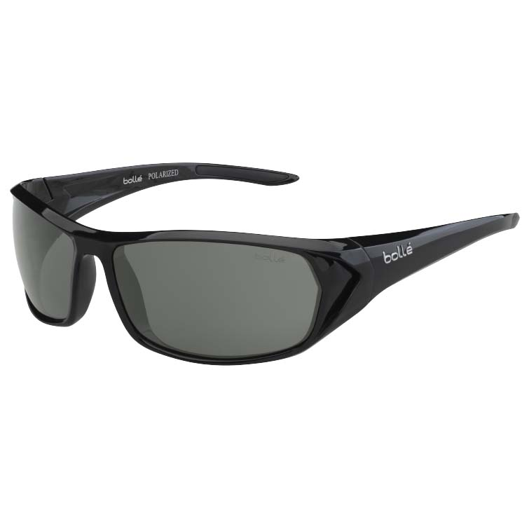 9b4470f7be Bolle Blacktail Polarized Black buy and offers on Runnerinn
