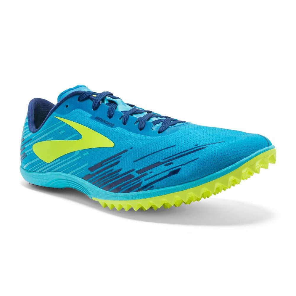 9c0765dd86d Brooks Mach 18 Spikeless Blue buy and offers on Runnerinn