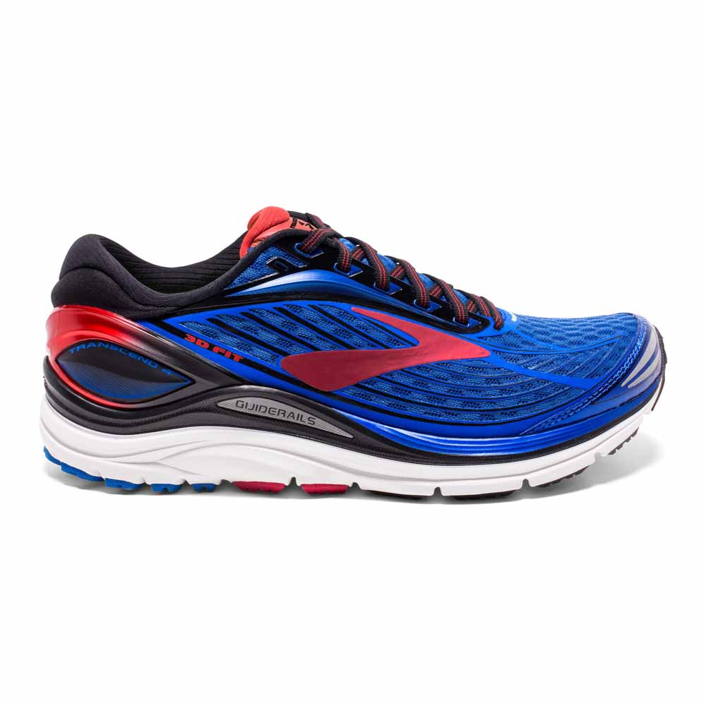 c8ff54f52d066 Brooks Transcend 4 Blue buy and offers on Runnerinn