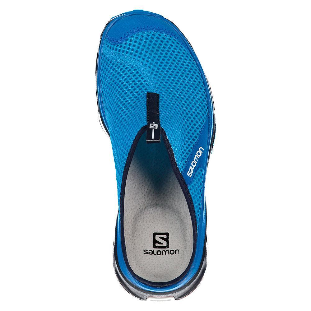 Salomon RX Slide 3.0 Blå kjøp og tilbud, Runnerinn Sandaler