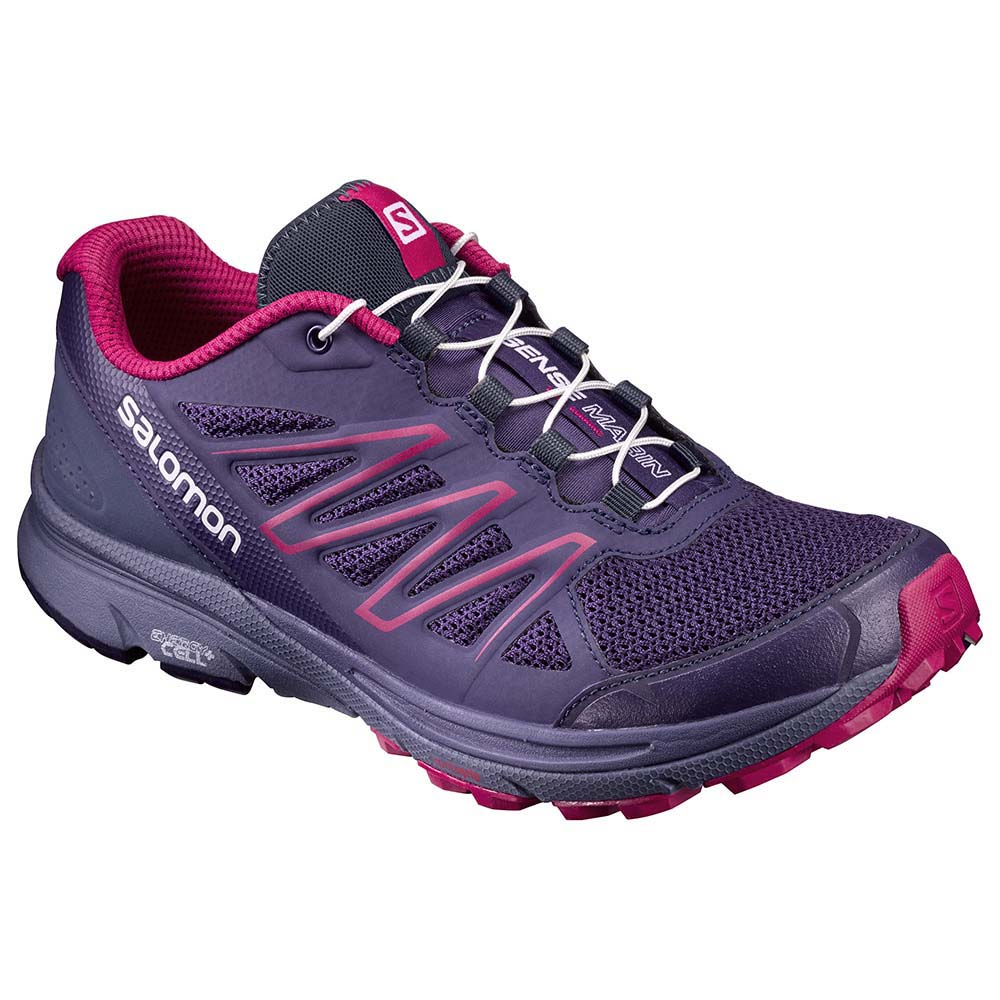 salomon sense marin women's trail running shoes 02