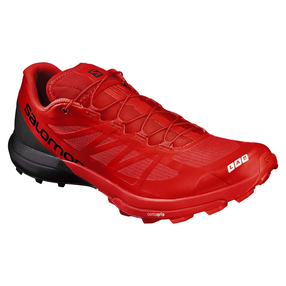 54c1a9fd5 Salomon S Lab Sense 6 SG Red buy and offers on Runnerinn