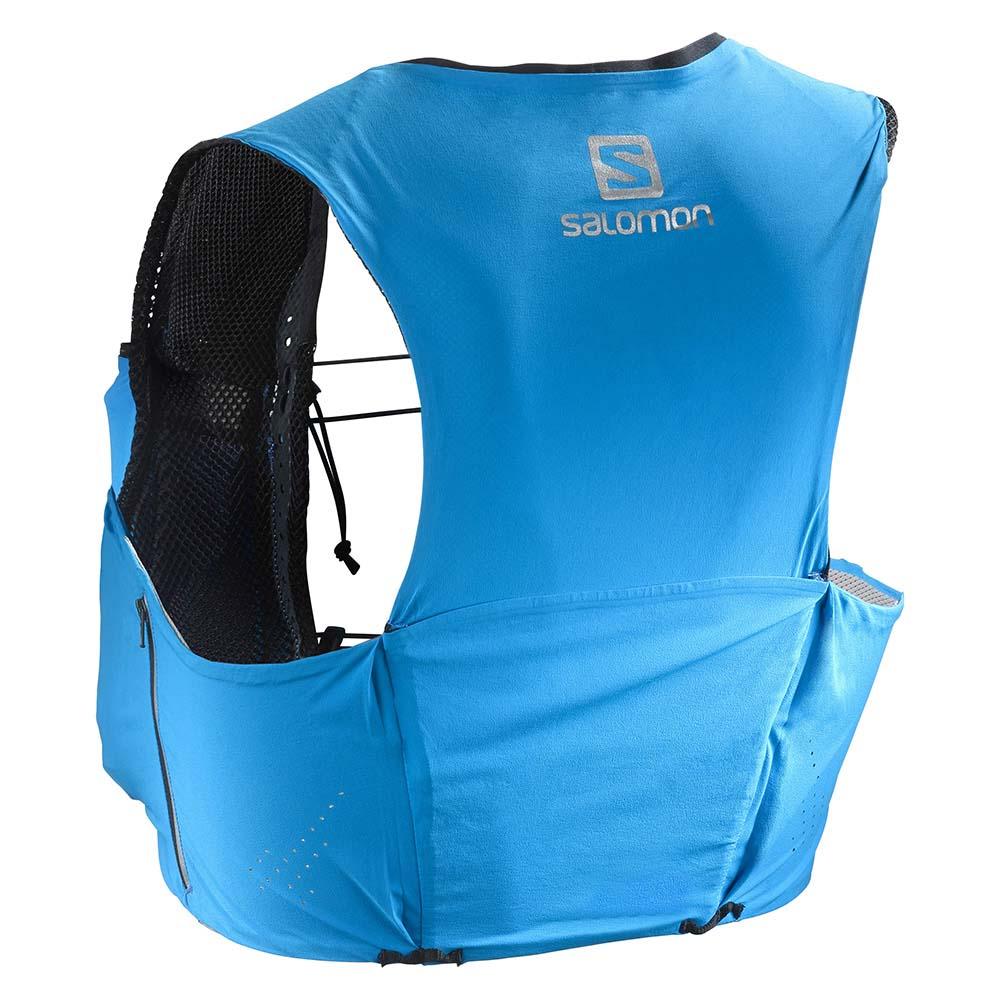 SALOMON Bag S//Lab Sense Ultra 5 Set Chaleco Unisex adulto