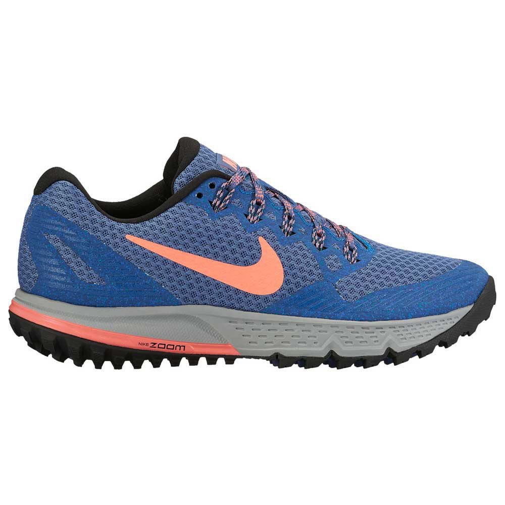 diseño profesional moda más deseable precios de remate Nike Air Zoom Wildhorse 3 Blue buy and offers on Runnerinn