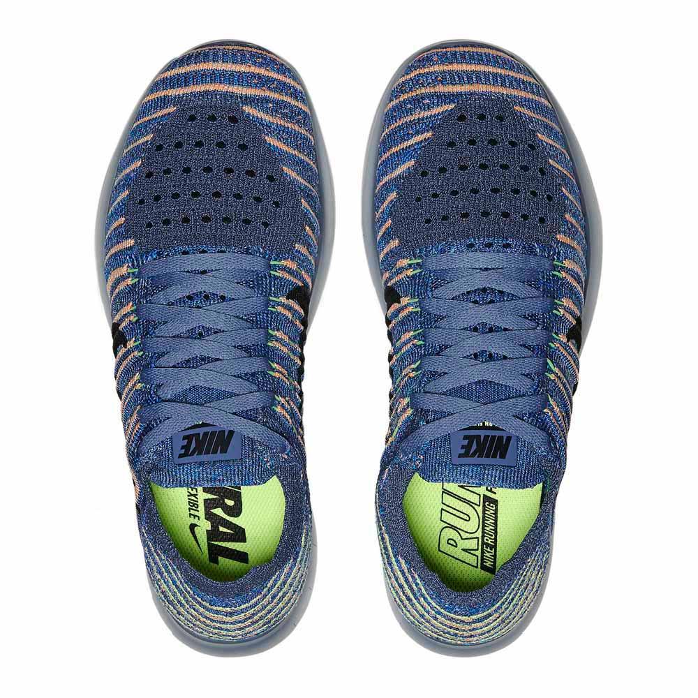 finest selection be681 6b34d ... Nike Free Run Flyknit Grade School ...