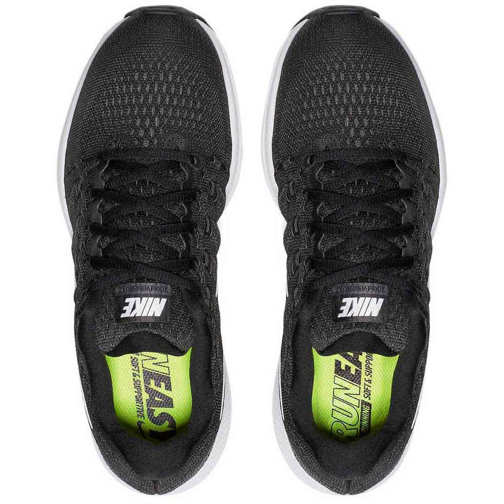 0a9cae39e97 Nike Air Zoom Vomero 12 Black buy and offers on Runnerinn