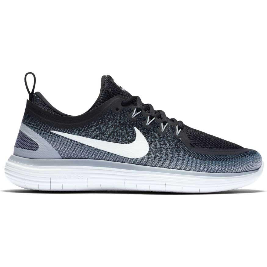 Nike Free RN Distance 2 Black buy and offers on Runnerinn 6325686a2