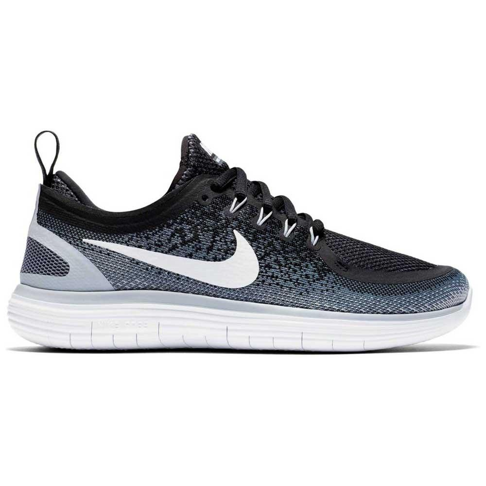 Nike Free RN Distance 2 Black buy and offers on Runnerinn 0f90b988483a1