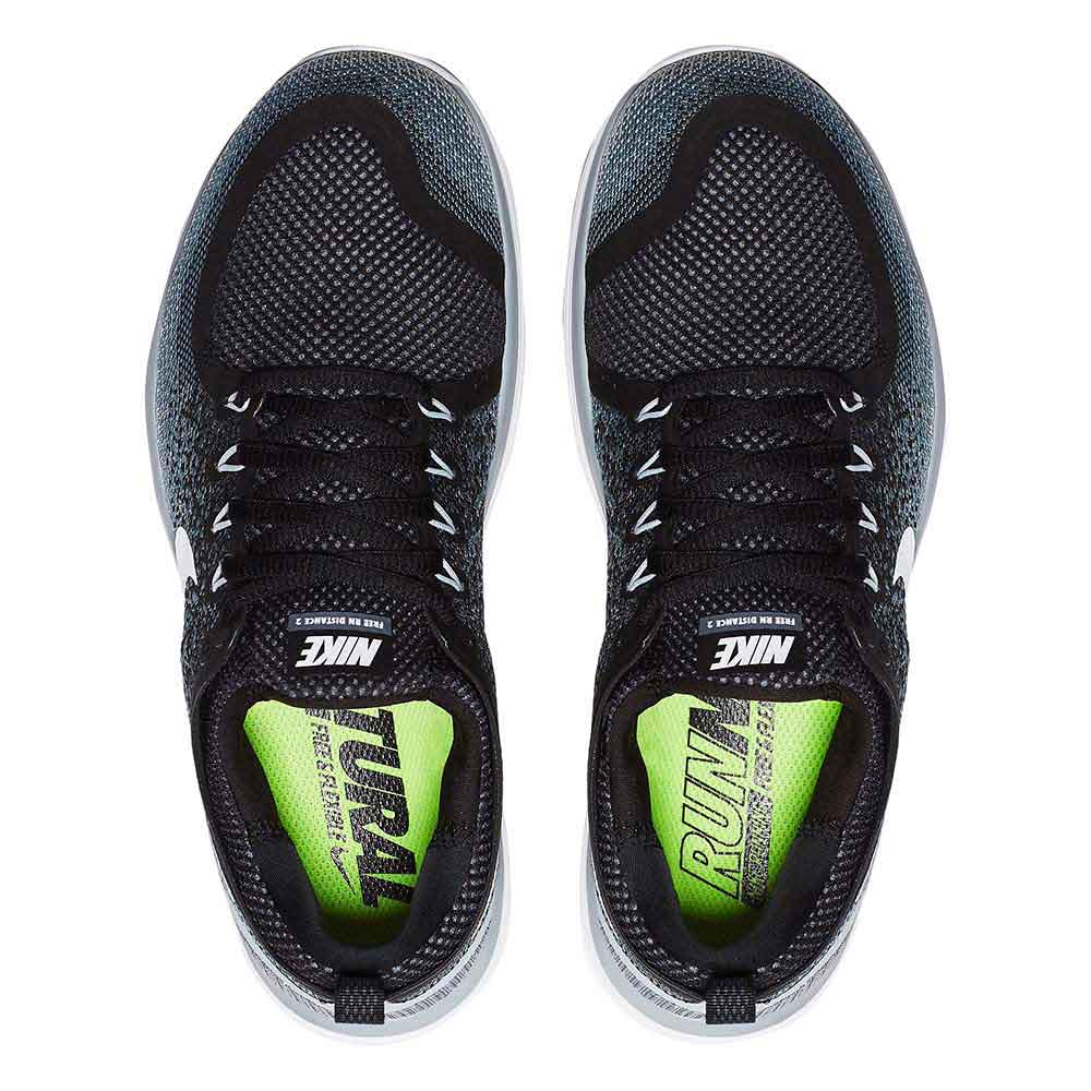 Nike Free Rn Distance 2 Black Buy And Offers On Runnerinn