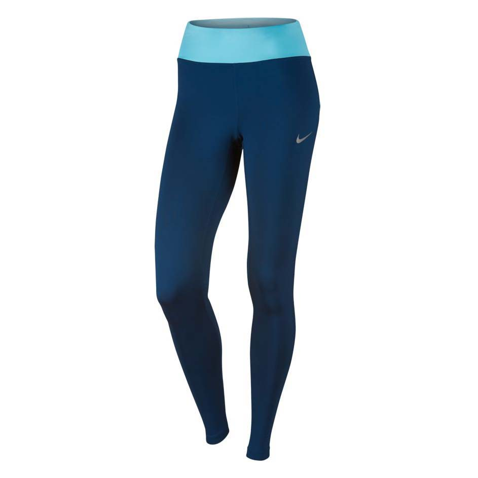 Normalmente Filadelfia Debería  Nike Power Essential Dri Fit Blue buy and offers on Runnerinn
