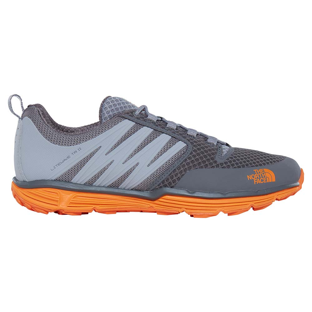 c6ca4a05d The north face Litewave TR II Grey buy and offers on Runnerinn