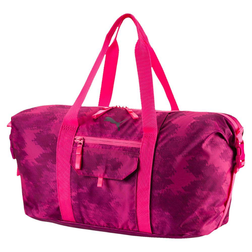 Puma Fit At Workout Bag Pink buy and offers on Runnerinn ca1ff708f5217