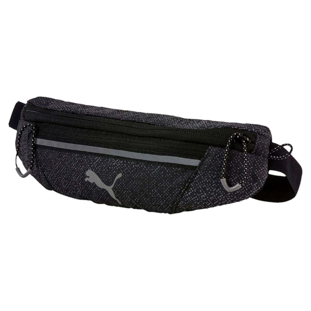 b9b6fd9713eddc Puma Pr Classic Waist Bag Grey buy and offers on Runnerinn