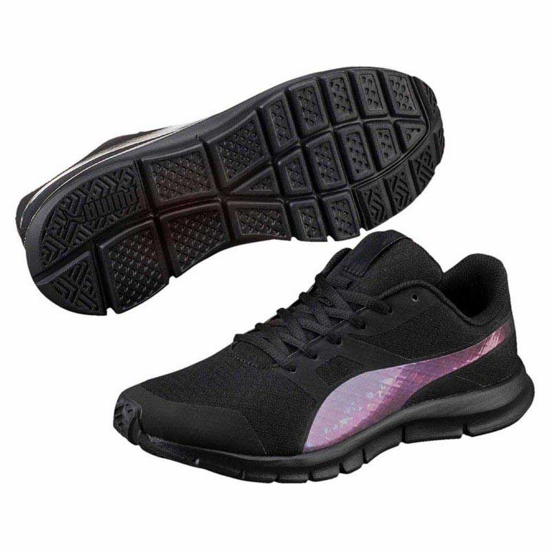 bf5993a3fc11b3 Puma Flexracer Black buy and offers on Runnerinn