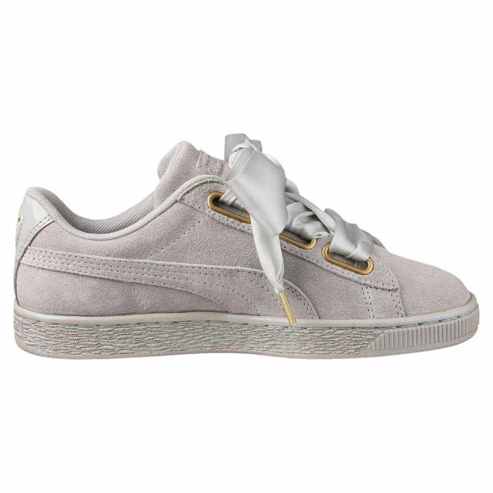 puma basket heart diamond